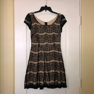 Windsor Lace Dress